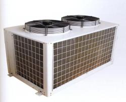 DM-10-007-06 U型箱式压缩冷凝机组