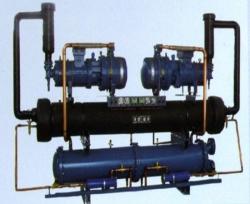 复盛两并联R155Z-CR水冷螺杆冷水机组(中央空调用)