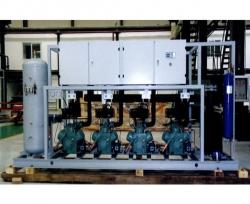 活塞式并联冷凝机组